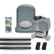 Motor de Portão Automatizador 1/2 HP Deslizante PPA Eurus Steel