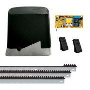 Kit Motor de Portão PPA Automatizador Deslizante 1/4 HP DZ Home