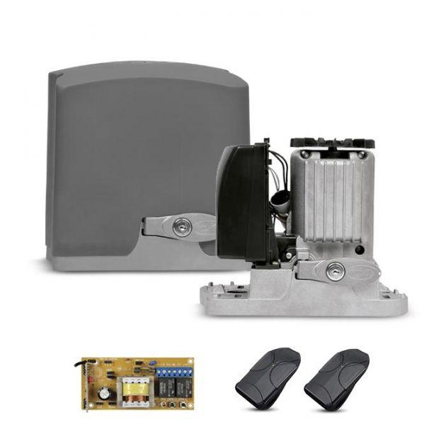 Motor de Portão Automatizador Deslizante Custom DZ Rio 1/4 HP - PPA (Sem Cremalheira)