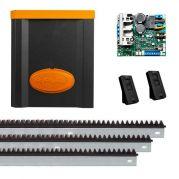 Motor de Portão Automatizador Deslizante Eurus Steel 1/2 HP Jet Flex PPA