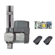 Motor de Portão Basculante BV Levante 1/4 HP Kit Automatizador c/ Acionamento de 2,50m - PPA