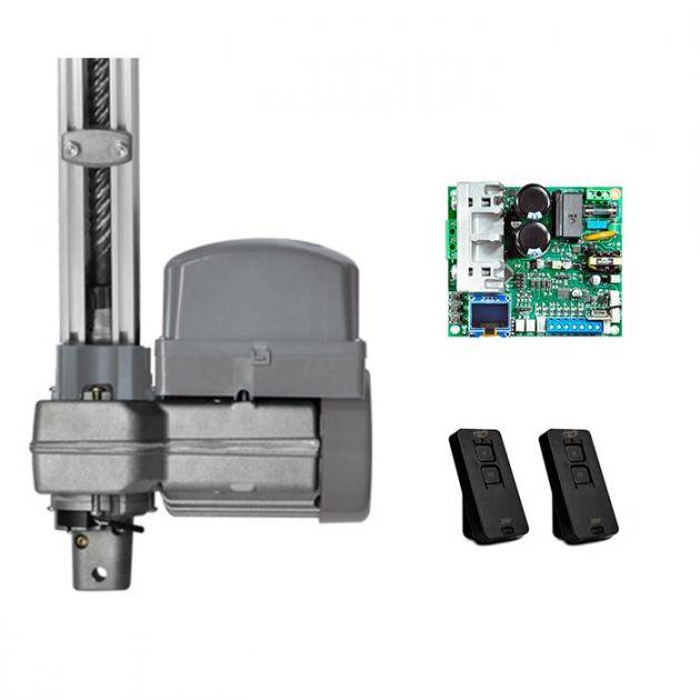 Motor de Portão Basculante Penta Predial 1/2 HP Jet Flex Central Híbrida Bivolt - PPA