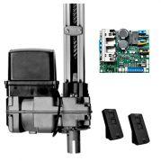 Motor de Portão Basculante Rápido Kit Automatizador BV Home Jet Flex PPA