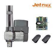 Motor de Portão Basculante Levante Jet Flex 1/4 HP Acionamento de 2 Metros PPA