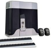 Motor de Portão Deslizante DZ Revolution Turbo c/ Função Nobreak - Unisystem
