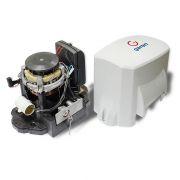 Motor de Portão Eletrônico Deslizante Kit Completo Automatizador KDZ Combat - Unisystem
