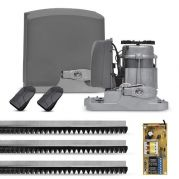 Motor de Portão Kit Automatizador Deslizante DZ Rio 1/3 HP Custom PPA