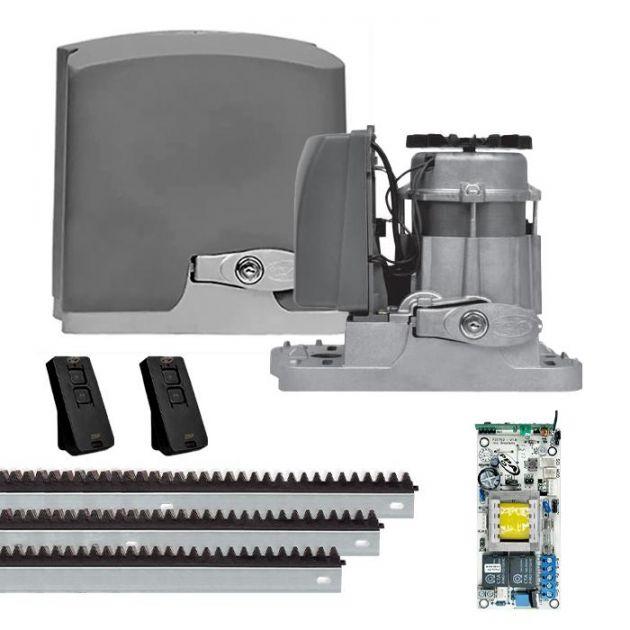 Motor de Portão Kit Automatizador Deslizante DZ Rio Turbo 1/3 HP - PPA