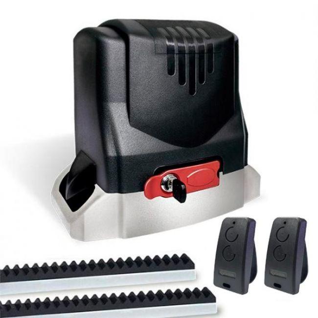 Motor de Portão Rápido Kit Automatizador Deslizante DZ NIID Garen Bivolt