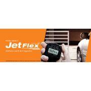 Motor de Portão Rápido Kit Automatizador Deslizante DZ Rio Turbo 1/2 HP Jet Flex PPA