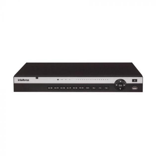 NVR Gravador Digital de Vídeo em Rede 16 Câmeras IP NVD 3116 Intelbras