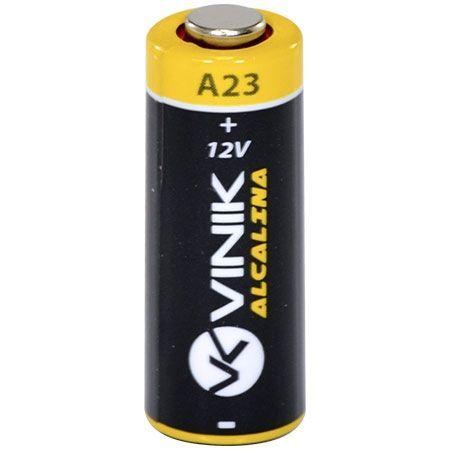 Pilha Ultra Alcalina A23 Vinik AKA23B