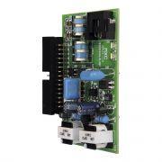 Placa de Serviço 2 Linhas Telefônicas p/ CP 48 e CP 112 - Intelbras