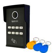 Porteiro Coletivo Smart RFID Interfone 8 Pontos Com Controlador de Acesso Lider