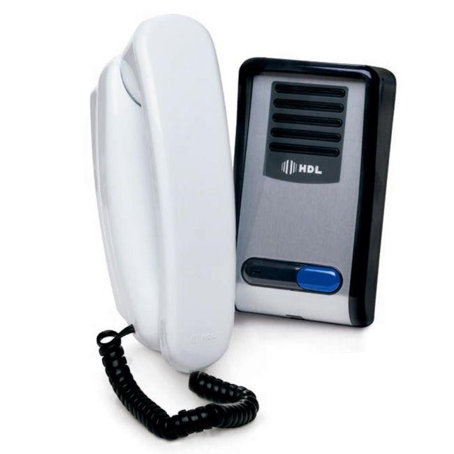 Porteiro Eletrônico Interfone HDL F8-S NTL