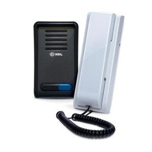 Porteiro Eletrônico Interfone HDL F8-SN Grafite