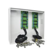 Rack Organizador de Cabos HD Onix Security Saturno Flex 32V Multi HD Para 32 Canais