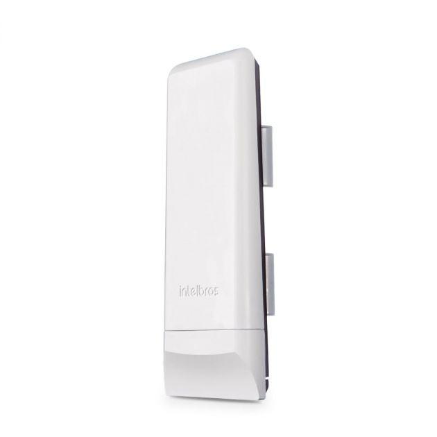 Roteador Rádio Outdoor WOM 5A MiMo CPE 5 GHz 16 dBi Intelbras