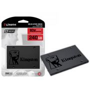 SSD 240GB Kingston A400 SATA III 2,5