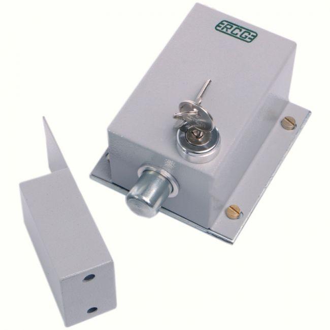 Trava Eletromagnética P/ Portões GateLock - RCG
