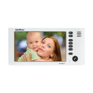 """Vídeo Porteiro Intelbras IV 7010 HF Viva Voz LCD Colorido de 7"""""""